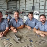 Some of the Banyan Maintenance Team