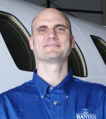 George Tucker Joins Banyan Air Service