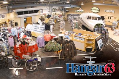Banyan Pilot Shop Names - Banyan Air Service