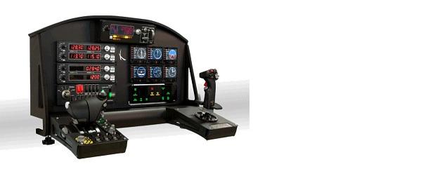 Saitek flight sim