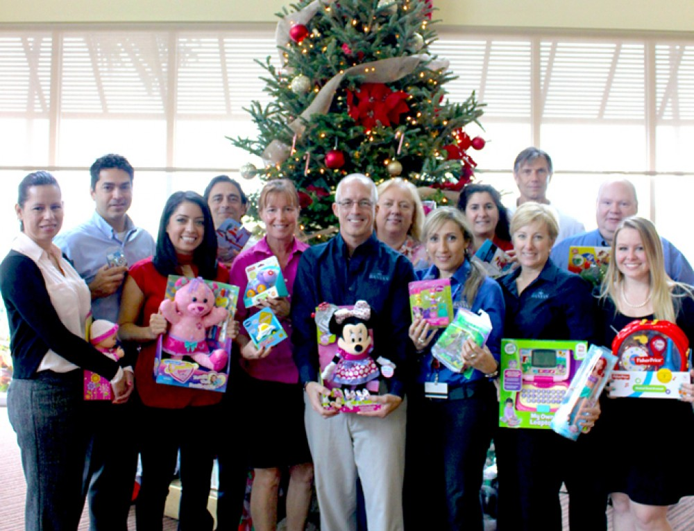Banyan Provides Gift of Hope Through 4KIDS of South Florida Toy Drive