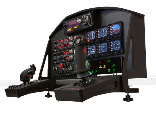 A Flight Simulator You'll Love to Fly