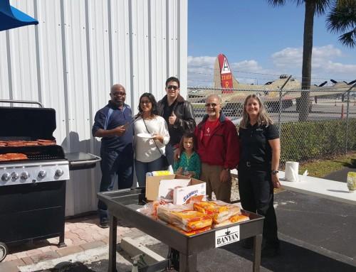 Banyan Pilot Shop Free Hot Dog Social