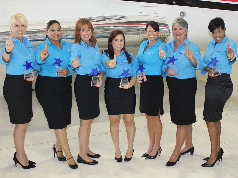 Banyan CSR Number 1 Pilots Choice Awards