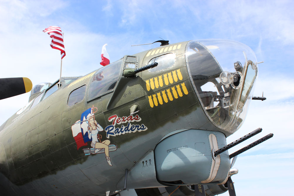 Inside The B-17: A Living History Experience