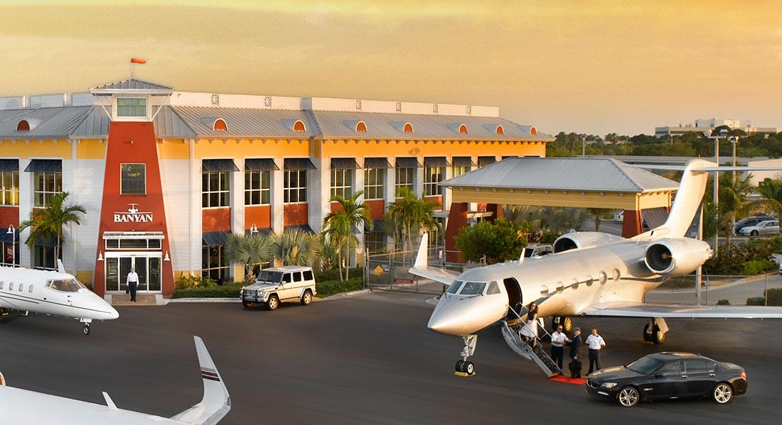 FBO Services & Amenities - Banyan Air Service