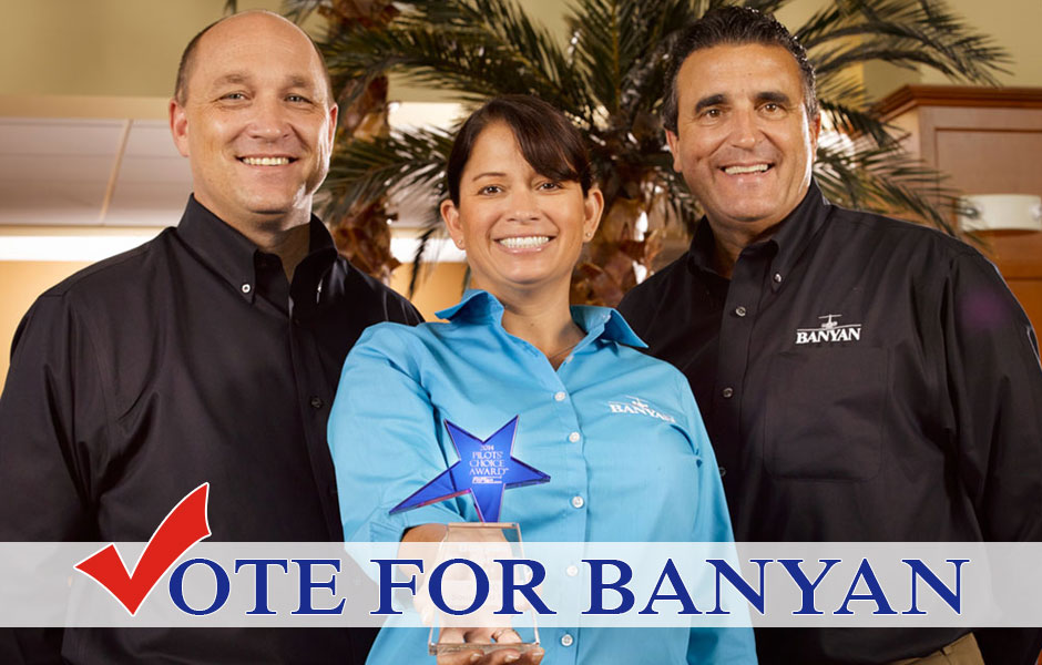 Vote for Banyan
