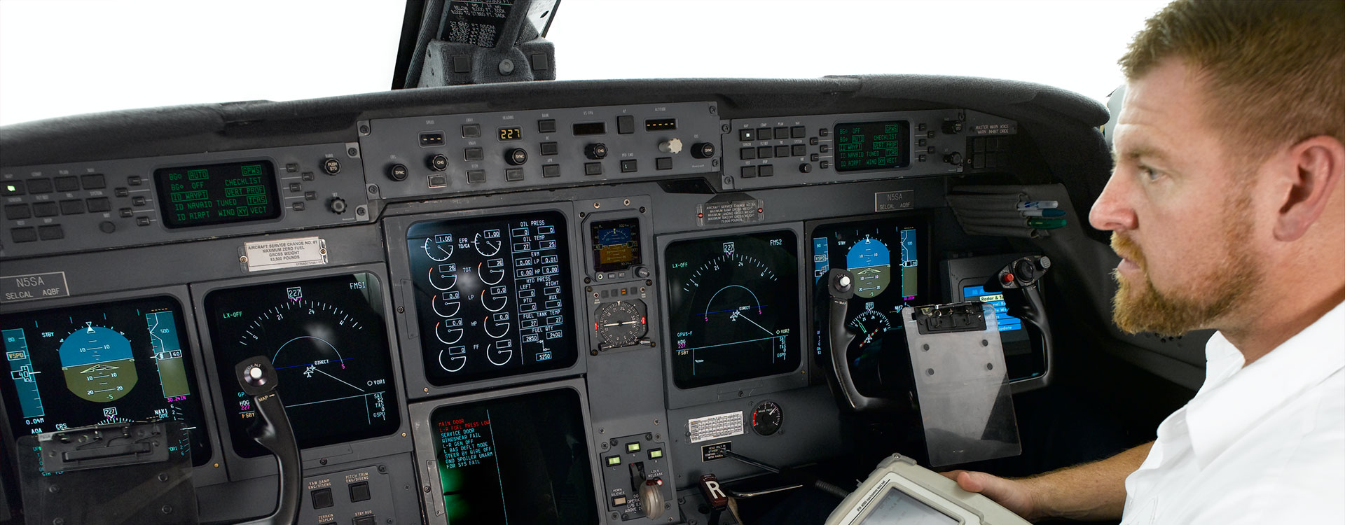 Tech avionics upgrades