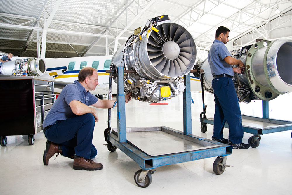 Cessna Citation Parts and Service - Banyan Air Service