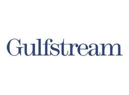Gulfstream corporate jet logo