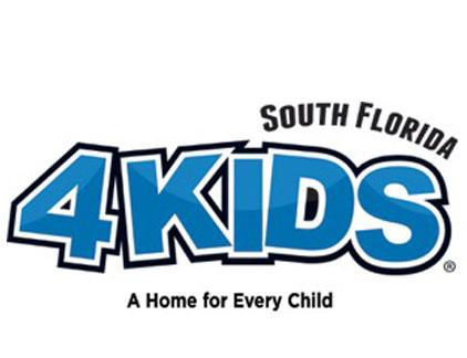 4Kids of South Florida logo