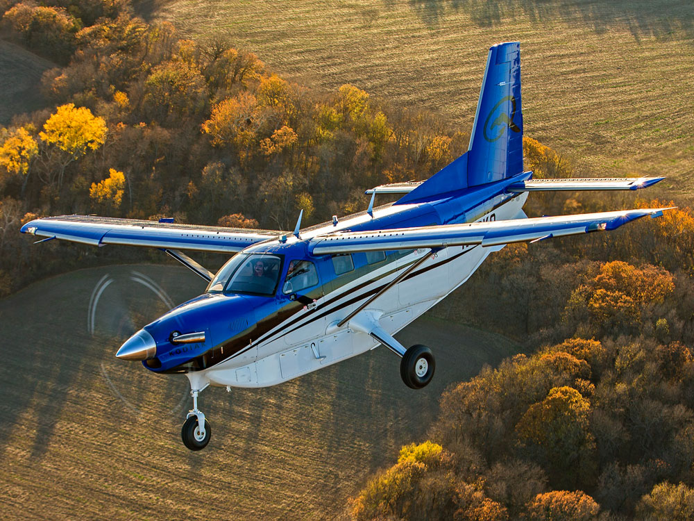 Quest Kodiak Autumn