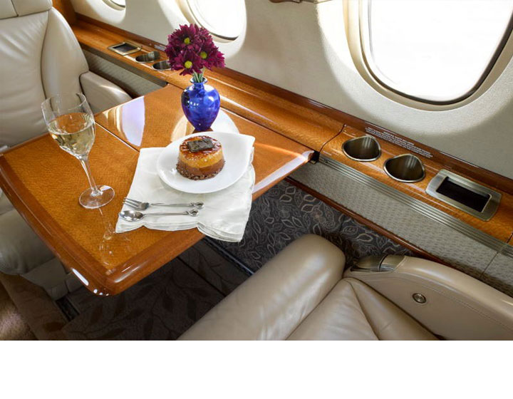 2006 Hawker 850XP table 2