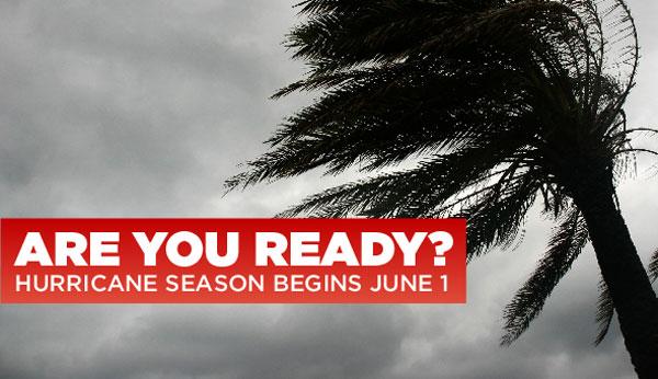 Are you ready for hurricane season