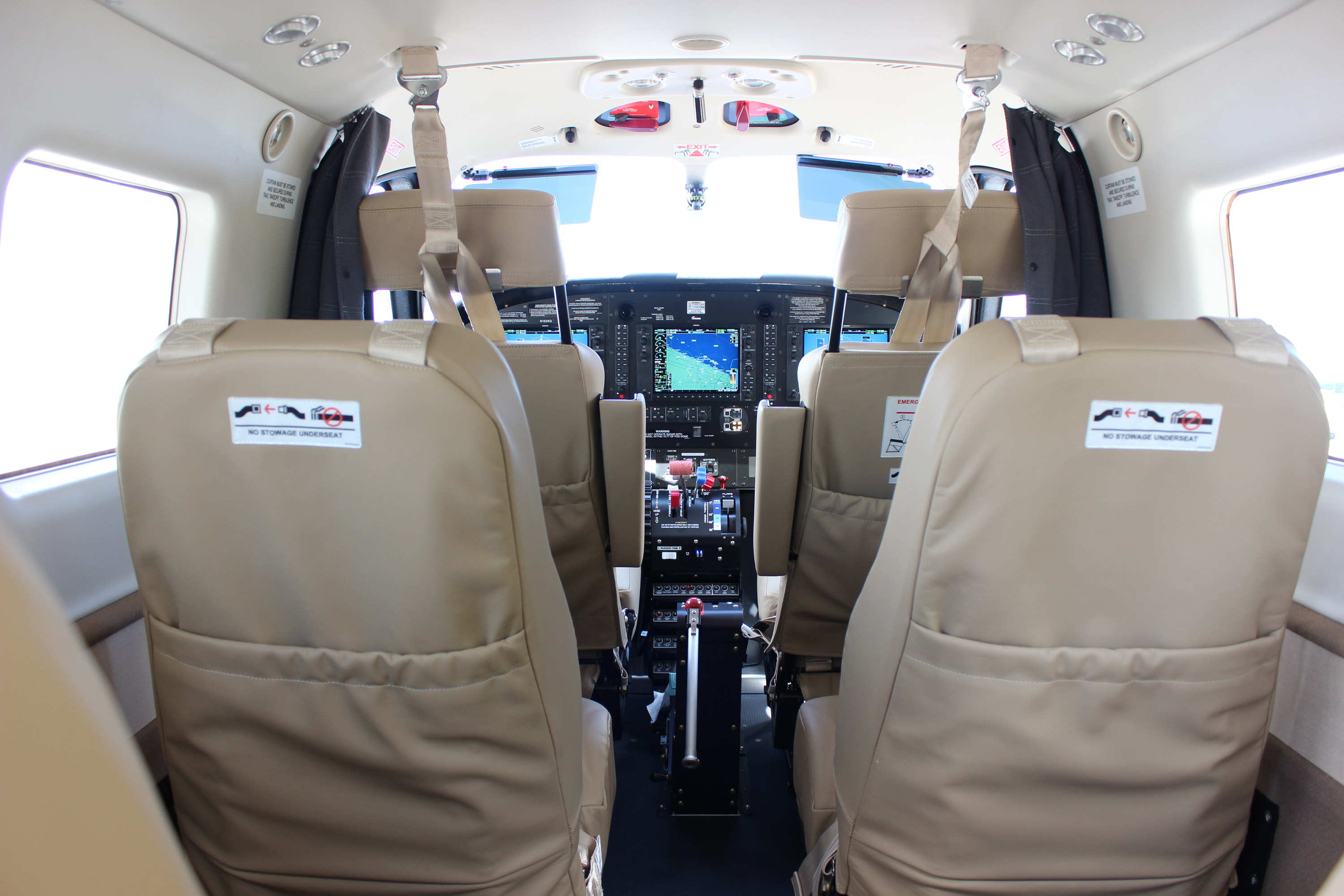 2016 quest kodiak interior