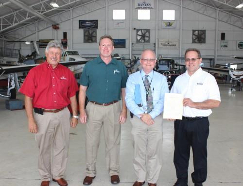 Banyan Receives New FAA Repair Station Certificate