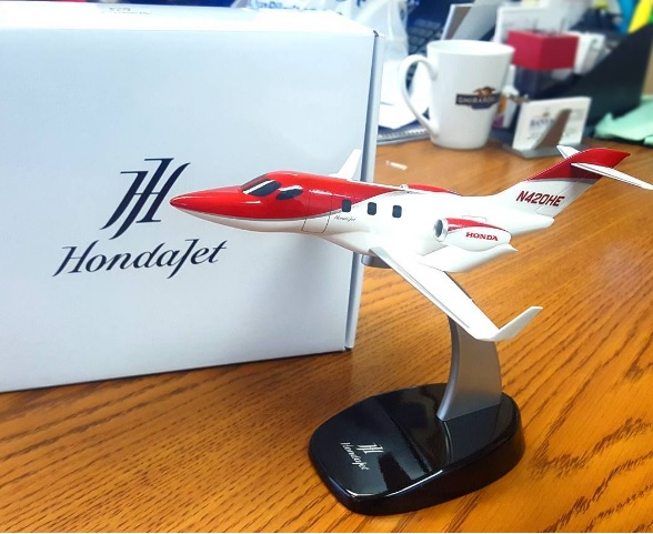 hondajet airplane model