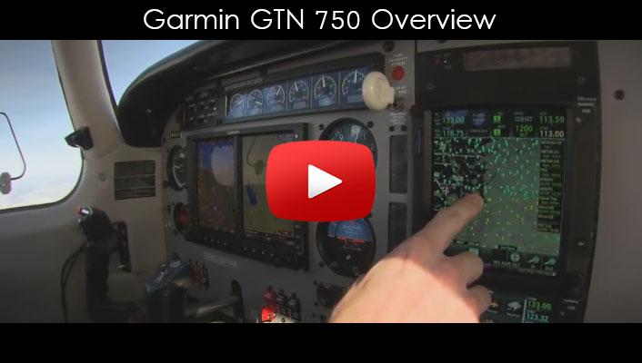 Garmin GTN 750 Installation and Sales - Banyan Air Service