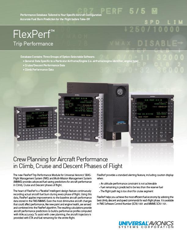 flexperf brochure