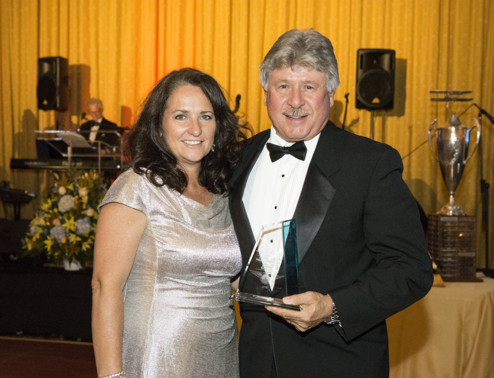 Don Campion Receives GMAA Award