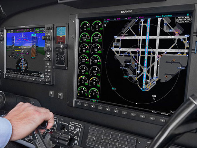Garmin G1000 NXi 3 Surface Watch Runway Monitoring