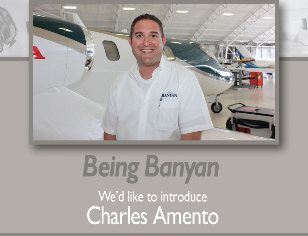 Being Banyan – Teammate Spotlight – Charles Amento