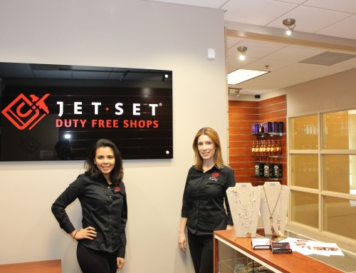 Jet Set Duty Free Shops Opens at FXE