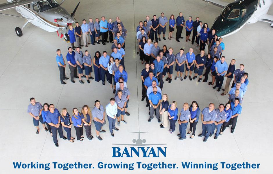 Banyan's 38 Anniversary