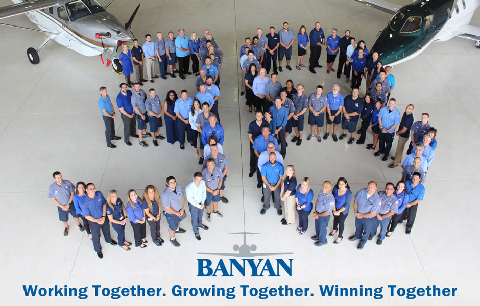 Banyan's 38th Anniversary