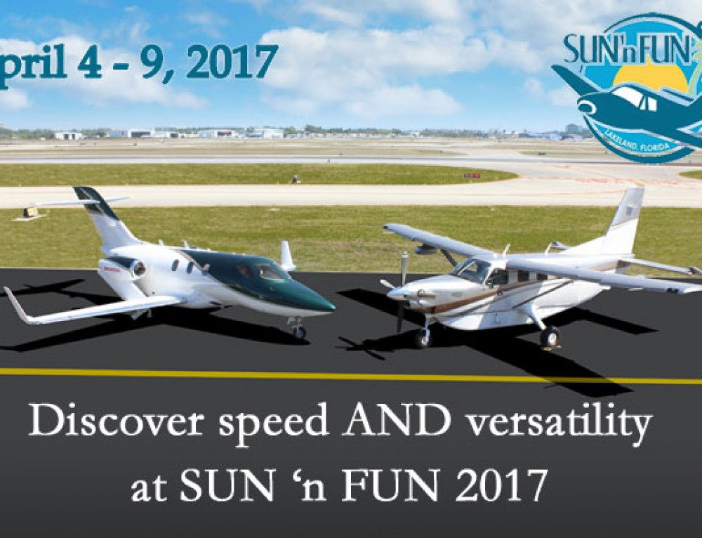 Banyan Aircraft Sales at SUN 'n FUN 2017