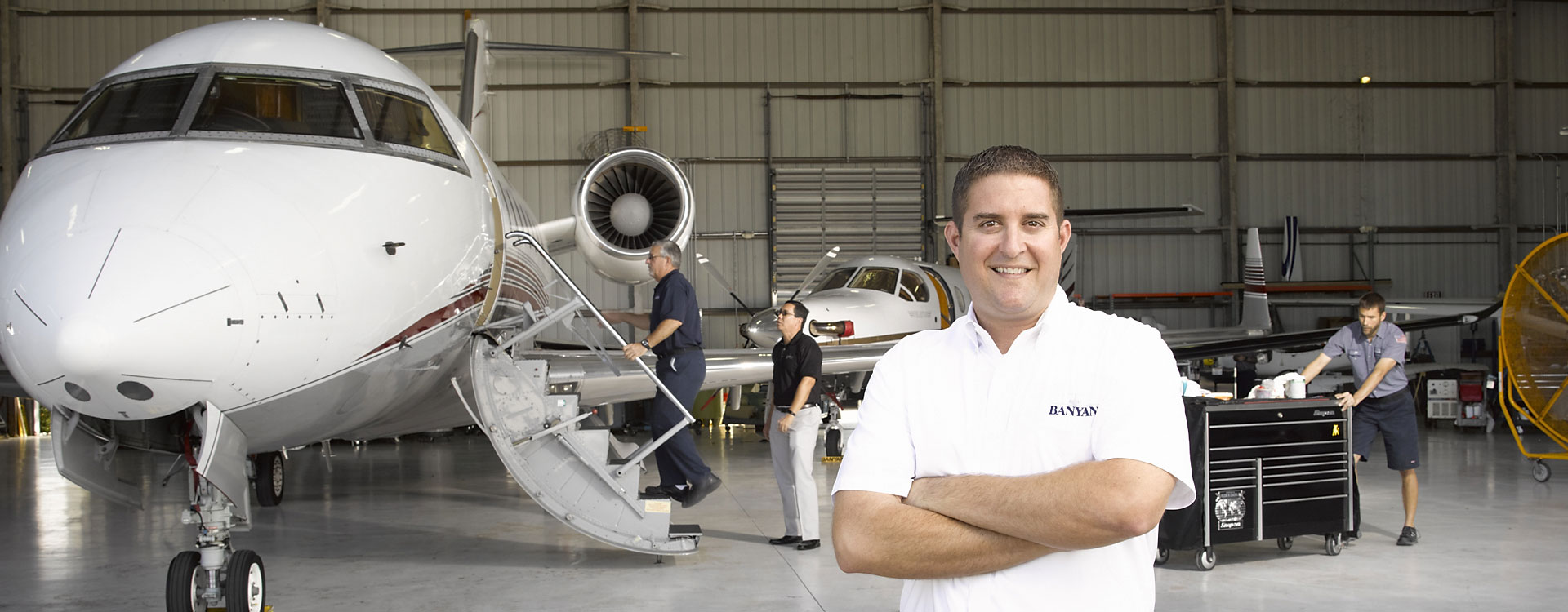 Aircraft Maintenance Charlie Amento