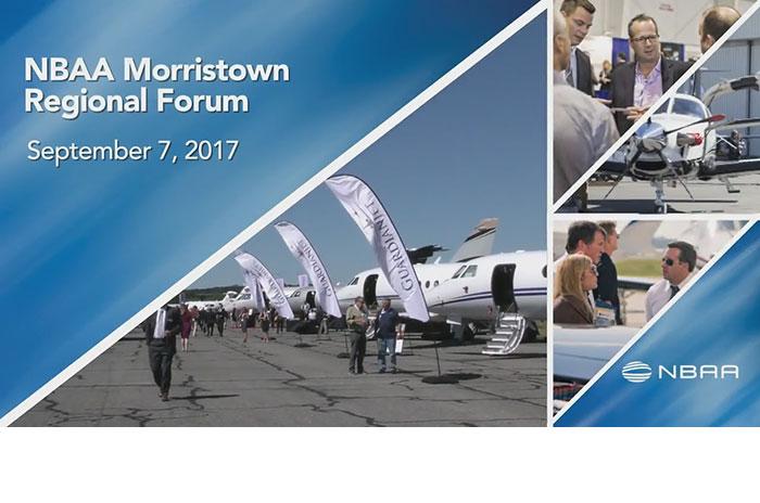NBAA Morristown regional forum