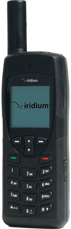 Iridium Extreme 9555 Satellite Phone