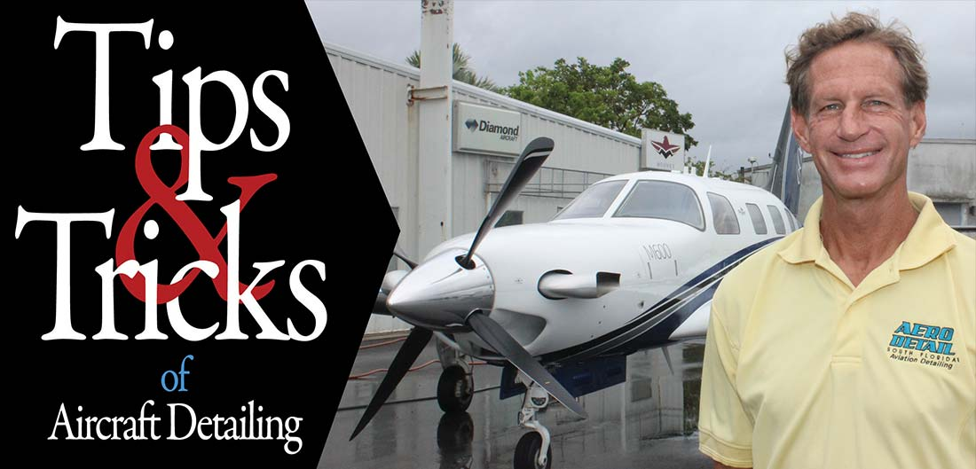 Tips and Tricks of Aircraft Detailing Seminar
