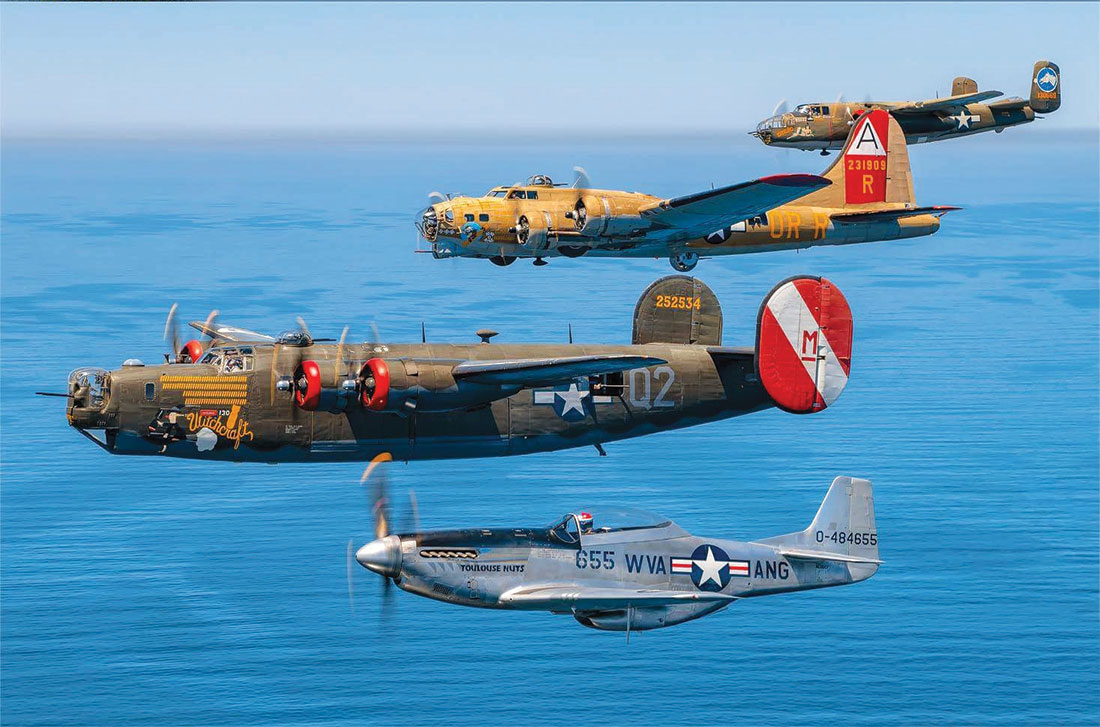 Wings of Freedom WWII Aircraft