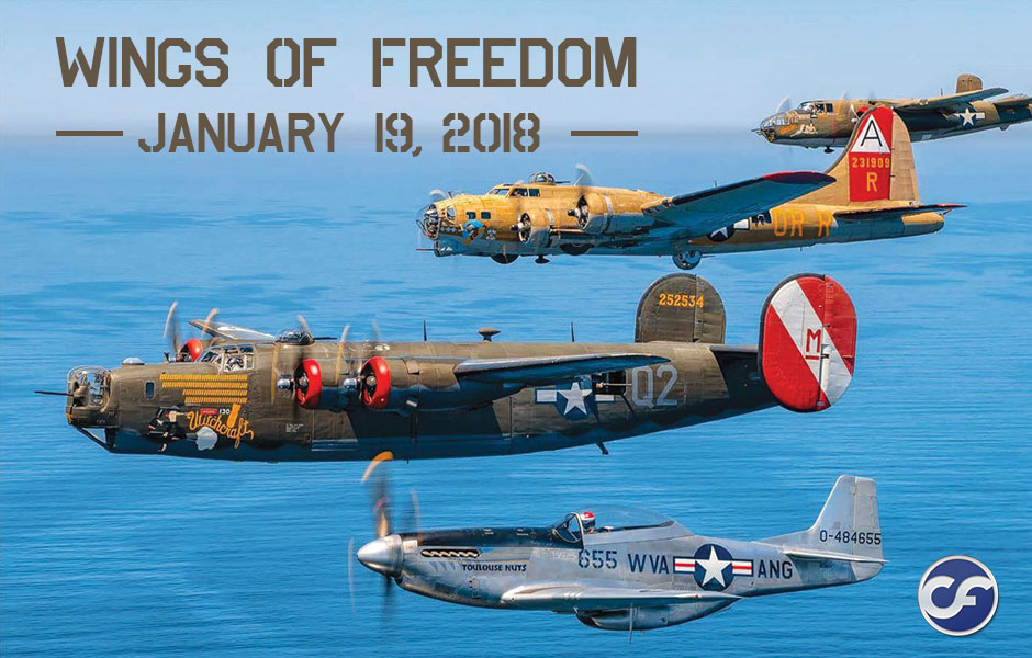 Wings of Freedom 2018