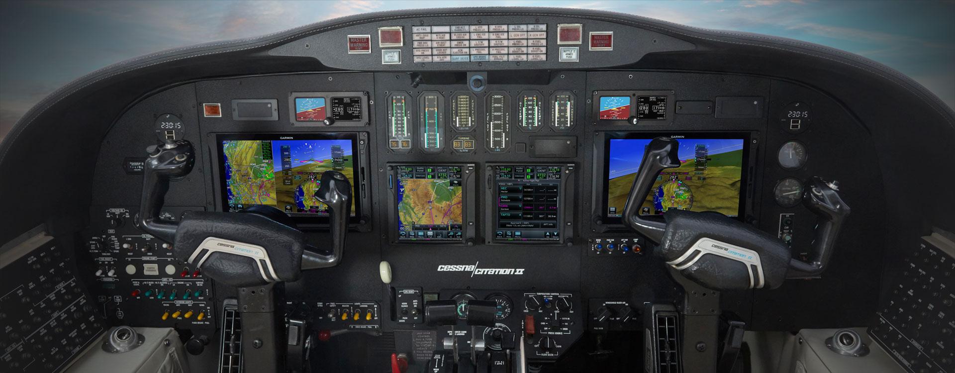 Garmin G700 TXi Cessna Citation