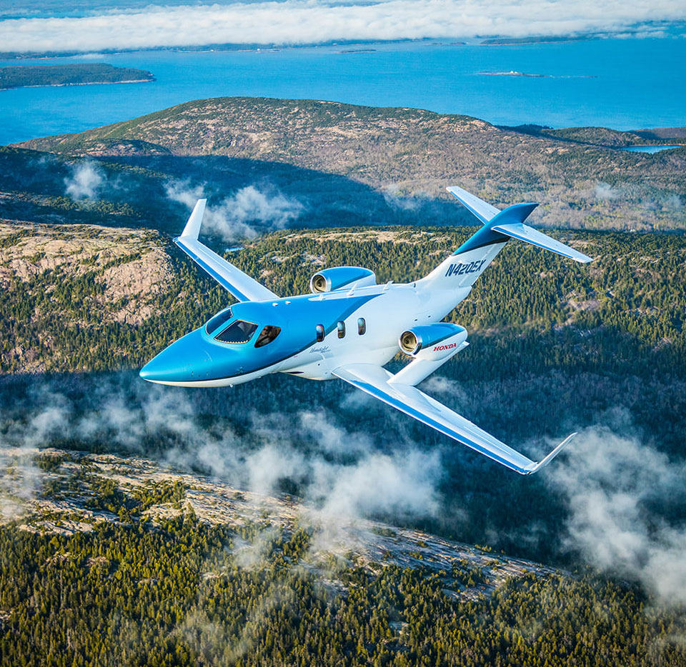 HondaJet Elite More Possibilities