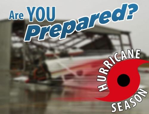 Prepare Your Aircraft for Hurricane Season!