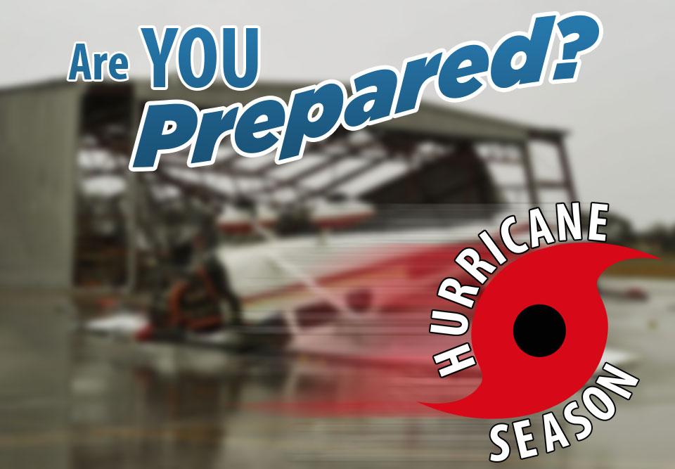 Aircraft Hurricane Preparedness
