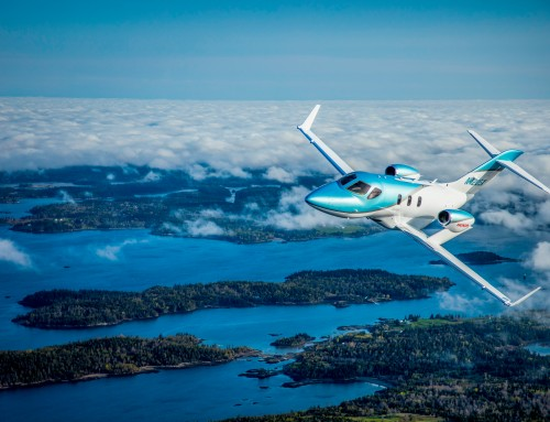 Banyan Aircraft Sales Represents HondaJet at Oshkosh 2019
