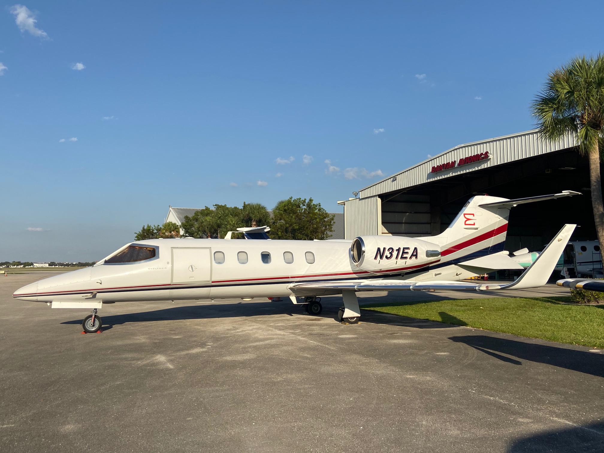 1996 Bombardier Lear 31A/ER