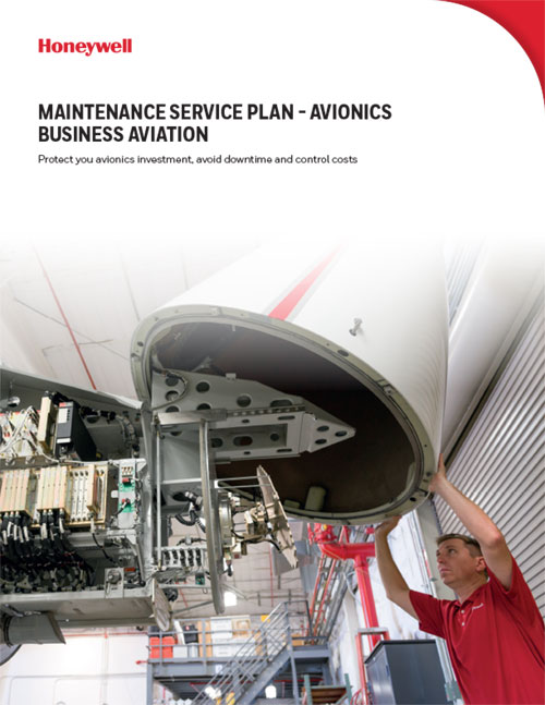 Download Honeywell Maintenance Service Plan Avionics