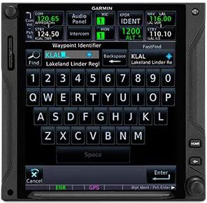 GTN 750Xi Easy Data Entry