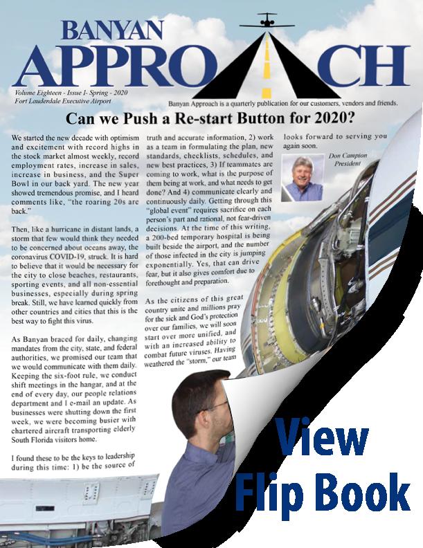 Banyan Approach Spring 2020 flip book