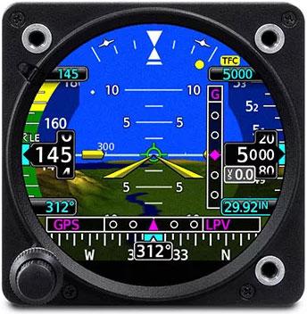 GI 275 Edge to Edge Display