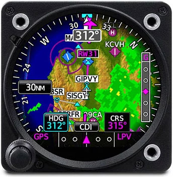 GI 275 Enhanced HSI