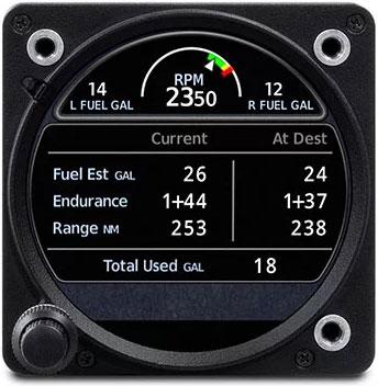 GI 275 Integrated Fuel Computer