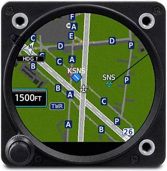 GI 275 Moving Map