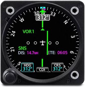 GI 275 Navigation Guidance